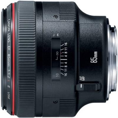 Canon EF 85mm f/1.2 II L USM - 1056B008