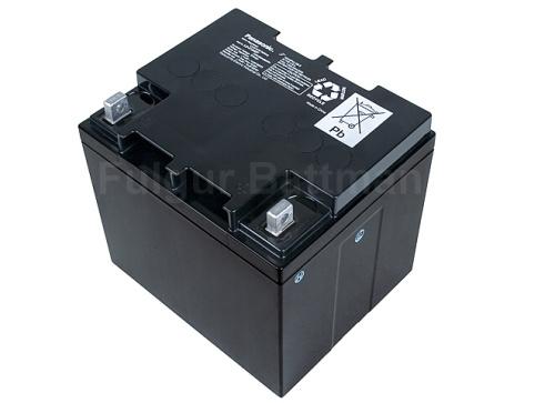 Baterie Panasonic 12V/42Ah, M5 - LC-X1242AP