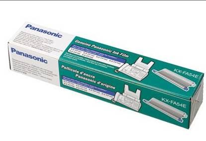 Panasonic KX-FA54E - 2 ks náhr. filmu pro fax KX-FP148/FC248CE - KX-FA54E