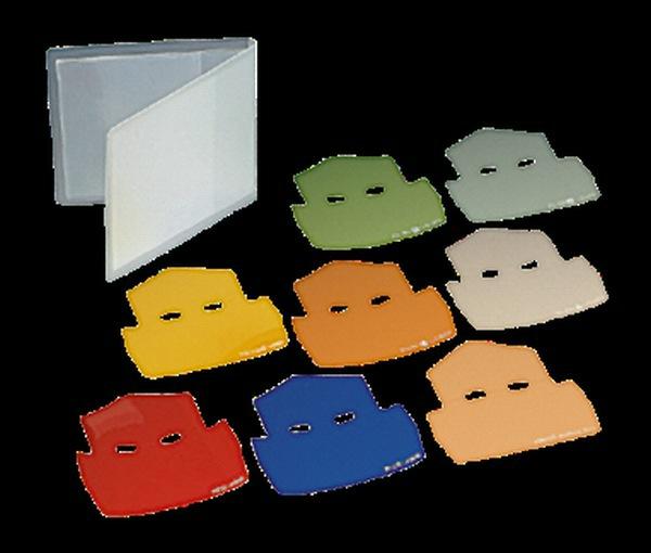 Nikon SJ-1 Sada barevných filtrů pro SB-800 - FSW53701