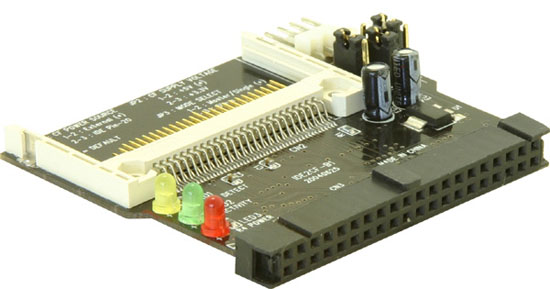 Redukce IDE 40-pin na CompactFlash interní na board - 91620