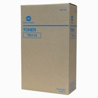 Minolta Toner TN-114 pro Bizh.162/210, 163/211, Di152/183,Di1611/2011 - 8937784