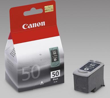 Canon cartridge PG-50 Black (PG50) - 0616B001