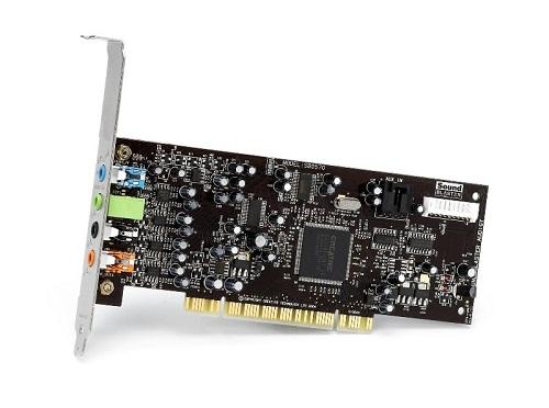 Creative Sound Blaster AUDIGY SE, zvuková karta 7.1, 24bit, bulk - 30SB057000000