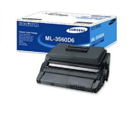 Samsung toner čer ML-3560D6 pro ML-3560/3561 - 6000str. - ML-3560D6/ELS