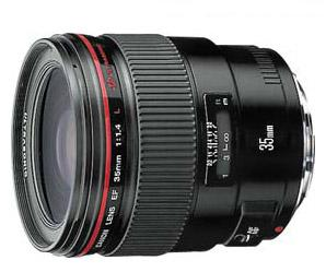 Canon EF 35mm f/1.4L USM - 2512A014
