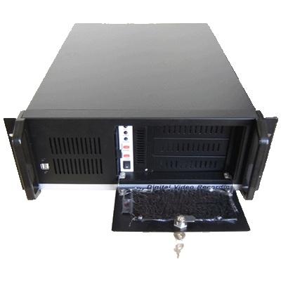 "Server Case 19"" IPC970 480mm, černý - bez zdroje - 8213"