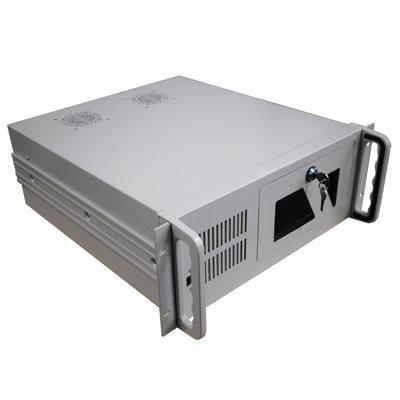 "Server Case 19"" IPC 975 580mm, bílý- bez zdroje - 8214"