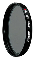 Canon LENS FILTER ND8-L 58MM - 2597A001