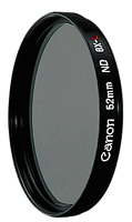 Canon LENS FILTER ND8-L 52MM - 2594A001