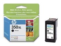 HP CB336EE Ink Cart No.350 pro OJ 5780, 5785, 25ml, Black - CB336EE