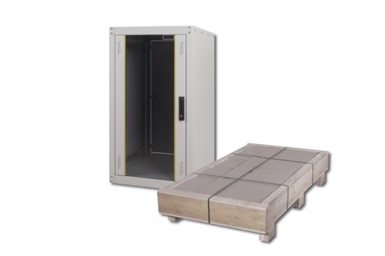 """Digitus ECO-Line 22U 19"""" Cabinet, 1200x600x600mm unmounted - DN-19 22U-6/6-EC"""