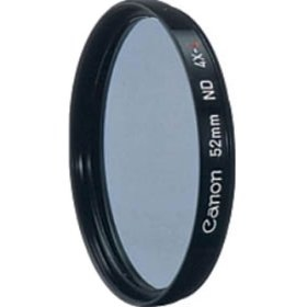 Canon LENS FILTER ND4-L 52MM - 2593A001