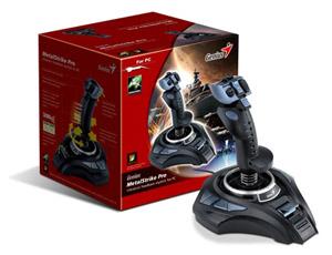 Genius joystick MetalStrike Pro, USB, autofire - 31600003100