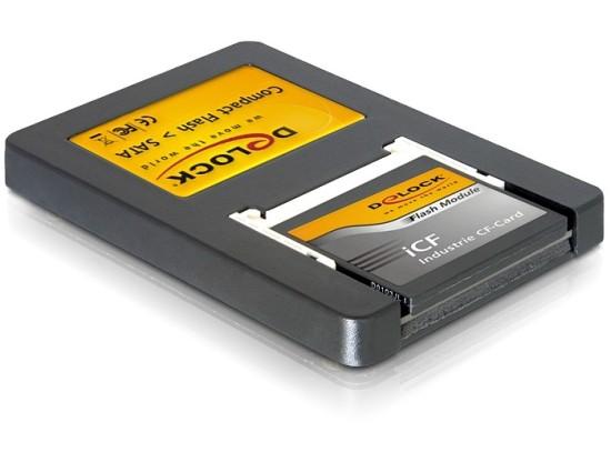 """Převodník SATA 2,5"""" CompactFlash interní - 91661"""