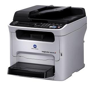 Konica Minolta Magicolor 1690MF,A4,20/5 ppm,GDI,USB,ethernet,fax,ADF - A0HF022
