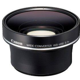 Canon WD-H58 širokoúhlý konvertor pro HFG30 - 3572B001