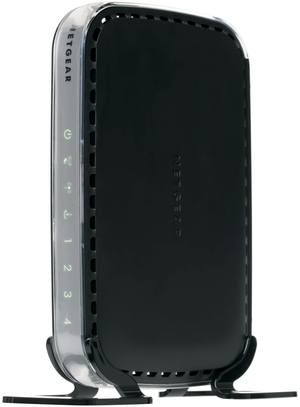 Netgear N150 Wireless Router and 4 Port 10/100 switch + 1 WAN Port - WNR1000-100PES