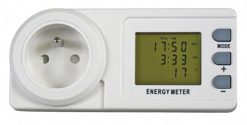 Emos wattmetr FHT9999 - měřič spotřeby elektr. energie - 1911000010