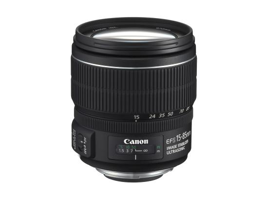 Canon EF-S 15-85mm f/3,5-5,6 IS USM - 3560B005