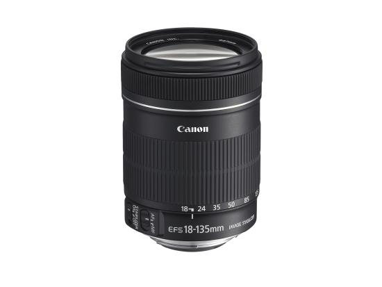Canon EF-S 18-135mm f/3,5-5,6 IS - 3558B005