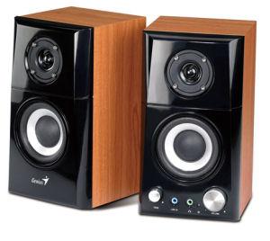 Genius repro SP-HF 500A, 14W, 2.0, dřevěné - 31730905100