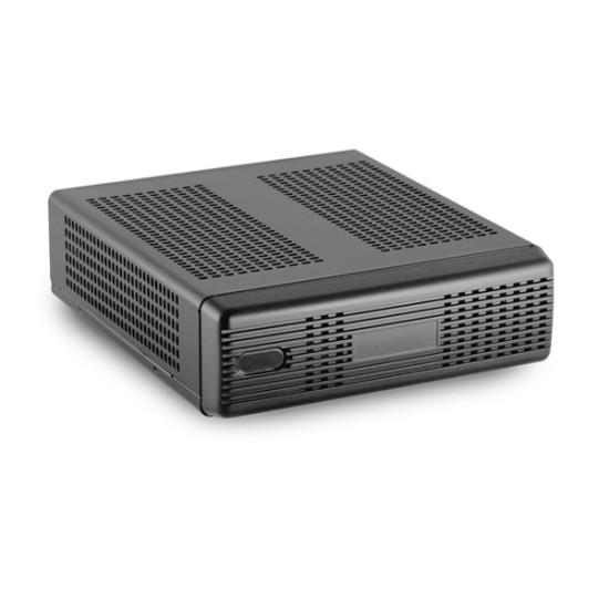 Morex Mini-ITX case M350 černý - 58958