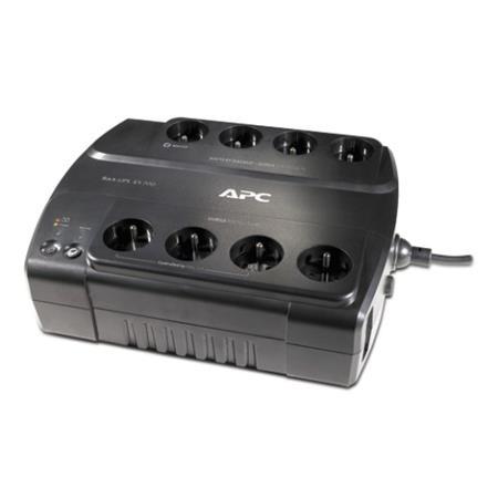 APC Back-UPS ES 700VA(405W) Power-Saving česká/polská - BE700G-CP