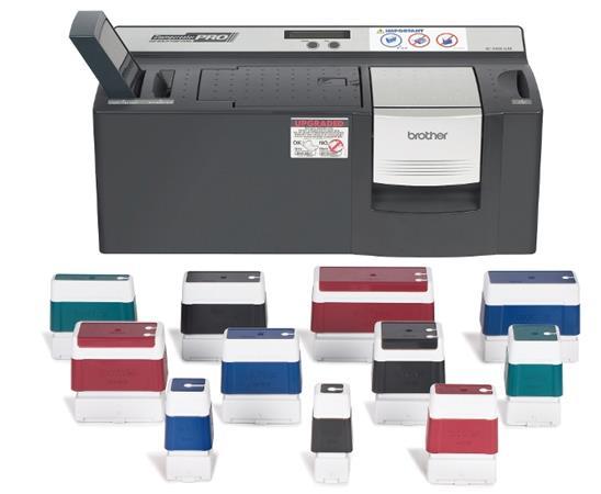 Brother PR-INK E, inkoustová náplň modrá 20ml - PRINKE
