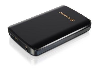 """TRANSCEND 500GB StoreJet 25D3, USB 3.0, 2.5"""" Externí hard disk, černý - TS500GSJ25D3"""