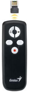 Genius Media Pointer 100, USB presentér - 31090010100