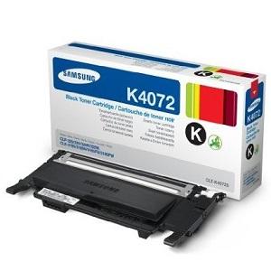 Samsung toner CLT-K4072S Black pro CLP-320/325,CLX-3185 - 1500 str. - CLT-K4072S/ELS