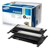 Samsung TwinPack (2ks) CLT-P4092B toner pro CLP-310/315/CLX-3170/3175 černý - 1 500 str. - CLT-P4092B/ELS