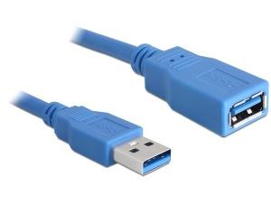 Delock USB 3.0 kabel prodlužující A/A samec/samice délka 2m - 82539