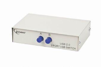 Gembird Dat přepínač 2:1 manual USB - DAT053122