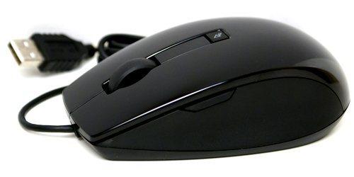Dell Myš : laserová myš USB s posunovacím kolečkem (6 tlačítek) - 570-10523