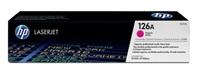 HP CE313A Toner 126A pro CLJ CP1025/M275, (1000str), Magenta - CE313A