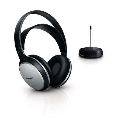 Philips sluchátka bezdrátová HiFi SHC5100 - SHC5100/10