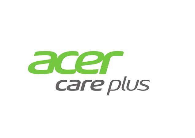 Acer 3Y CARRY IN (1st ITW) / TABLETY rozšíření záruky na 3roky v servisu 3Y CARRY IN - Pick up and - SV.WTPAF.B02