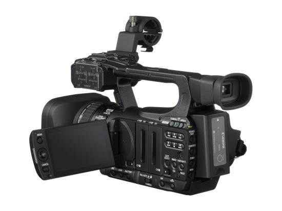 Canon XF100 Full HD kamera - CMOS 2,37 MP, 10x zoom Black - 4889B008
