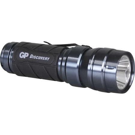 GP LED svítilna LOE203, 1W CREE LED (65 lumenů), 3x AAA - 1451203000