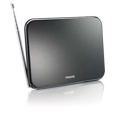 Philips anténa aktivní SDV6224 - HDTV/UHF/VHF/VKV, 40dB - Phil-SDV6224/12