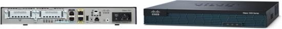 Cisco 1921/K9 with 2GE, SEC License PAK, 512MB DRAM, 256MB Fl - CISCO1921-SEC/K9