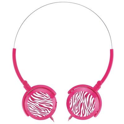 Genius sluchátka GHP-400F, skládací, růžové - 31710036103