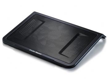 "Coolermaster chladicí ALU podstavec NotePal L1 pro NTB 7-17"" black, 16cm fan - R9-NBC-NPL1-GP"
