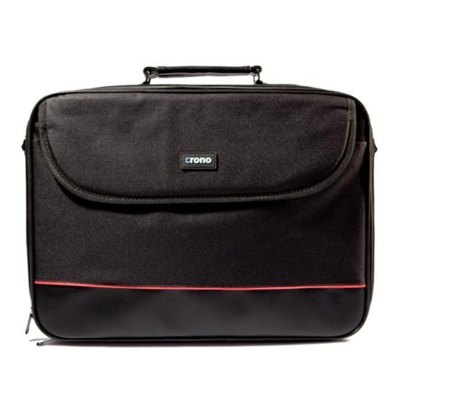 """Crono Basic 15,6"""" - taška na notebook Basic, černá - CB00106"""