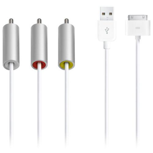 Apple Kompozitní AV kabel - MC748ZM/A