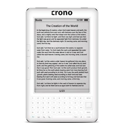 Crono C06 e-book - elektronická čtečka knih - CREB61