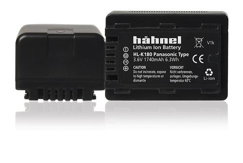 Hähnel HL-K180 - Panasonic VW-VBK180 - 1000 168.1