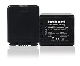 Hähnel HL-N260 - Panasonic VW-VBN260 7.2V, 2360mAh, 17Wh - 1000 169.1